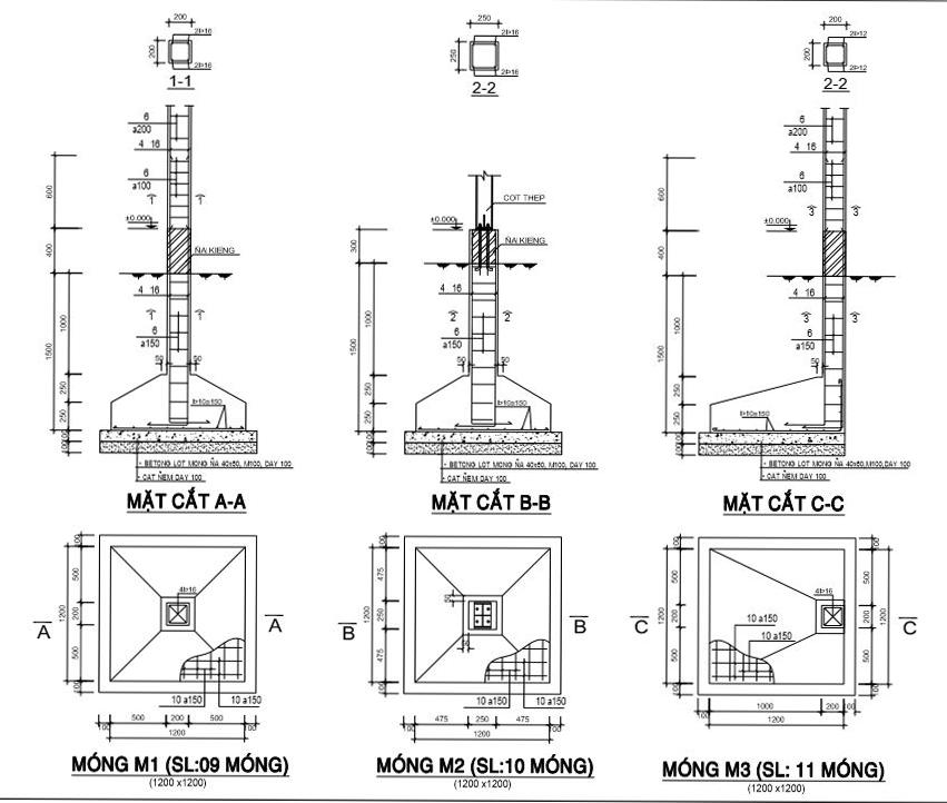 Kết cấu mòng nhà thép tiền chế